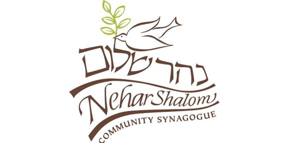 Nehar Shalom Havdalah & Book Club