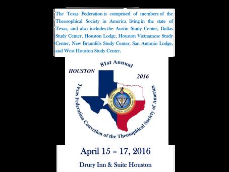 APR 15-17th: Annual Convention!