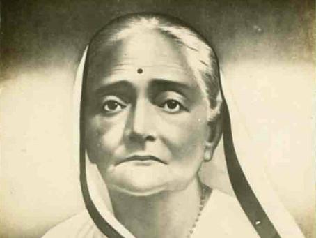 SEPT. 16 2016: The Woman Beside Gandhi w/ Sita Kapadia