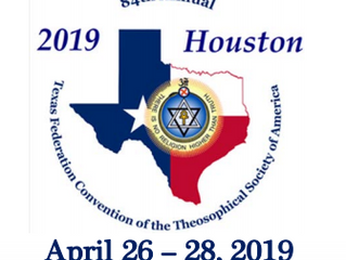 April Meeting: 84th Annual Convention!