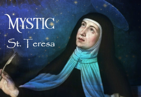 FRI NOV 16: ST. THERESA OF AVILA'S LIFE AND TEACHING w/Juliana Cesano
