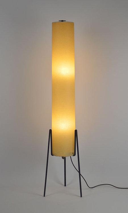 Atomic rocketlamp met gestileerde voet, jaren '60