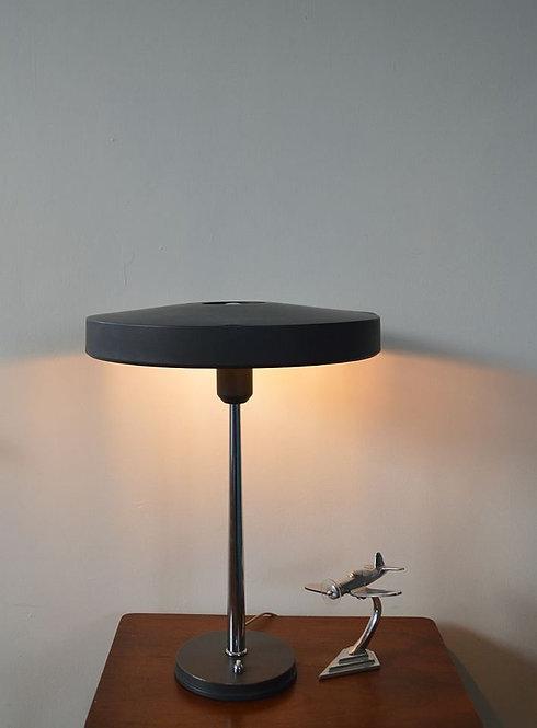 Timor 69 lamp ontworpen door Louis Kalff voor Philips in zeldzaam grijs