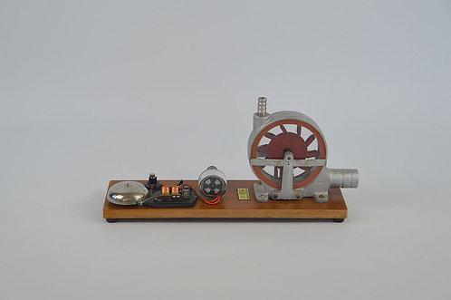 Didactisch model over opwekking van energie door Analis, jaren '50