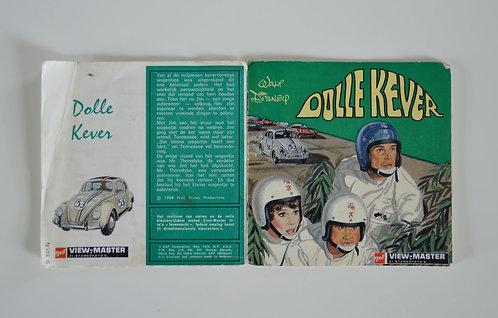 Viewmaster schijven Herbie, de dolle kever van Disney, 1968