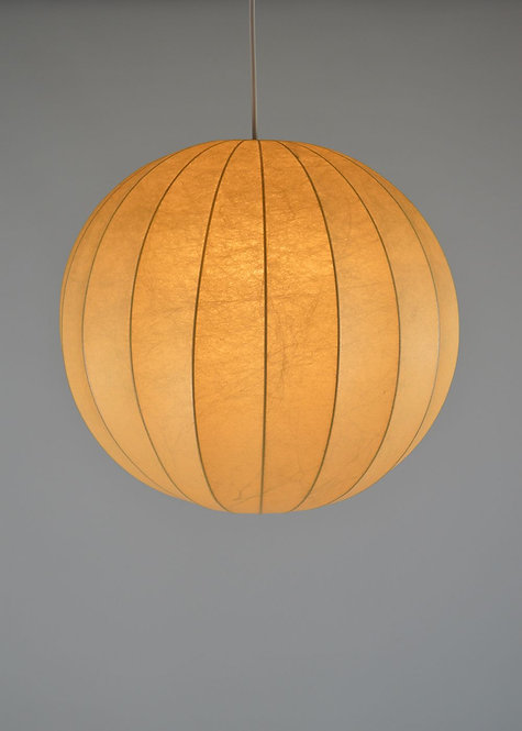 Mid-century cocoon hanglamp