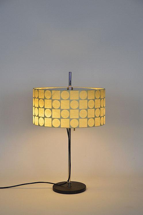 Mid-century tafellamp van Goldkant Leuchten, jaren '60