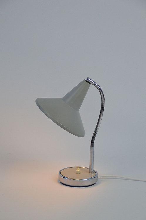 Italiaanse'heksenhoed' bureaulamp in mooie staat, jaren '60