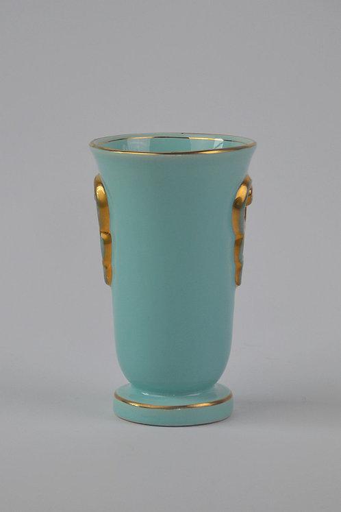 Zeldzame vaas van Boch, jaren '40