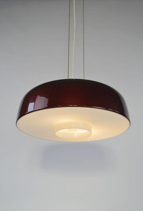 Sublieme zeldzame vintage hanglamp van RAAK Amsterdam, 1972