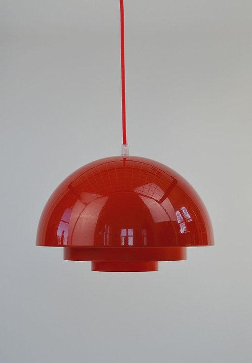 Deense hanglamp 'Milieu' ontworpen door Jo Hammerborg voor Fog & Mørup