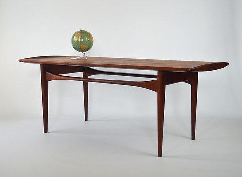 Mid-Century Deense salontafel van Edvard & Tove Kindt Larsen, jaren '60