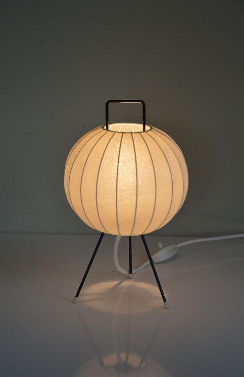 Vintage UFO sfeerlamp op 3-poot, jaren '60