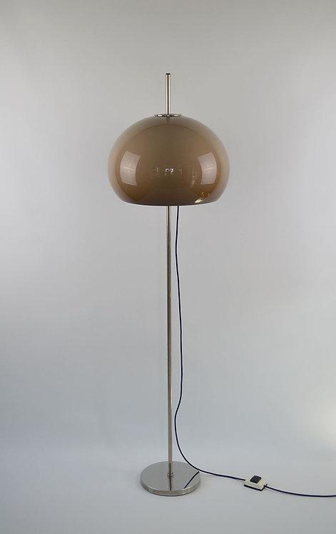 Mid-Century 'mushroom' vloerlamp uit de jaren '70