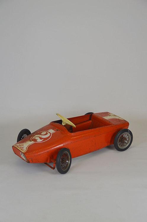 Trapauto Morellet Guerineau Lotus F1, jaren '60