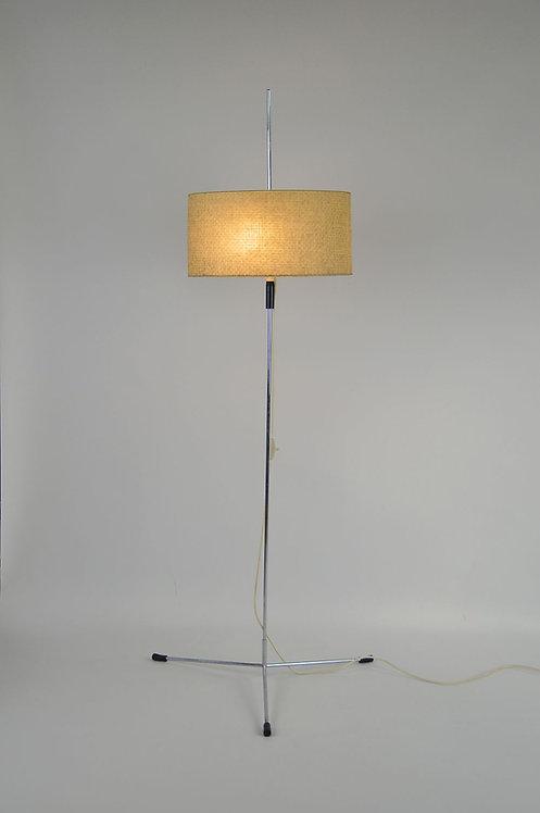 Mid Century vloerlamp van Ruser & Kuntner voor Knoll International