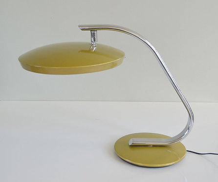 Modernistische bureaulamp van FASE, model 520, jaren '60