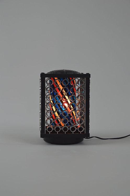 Sfeervolle vintage motion lamp uit de jaren '70