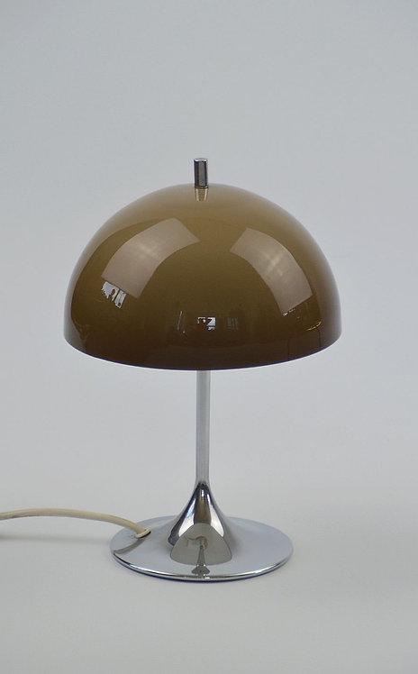 Mushroom tafellamp in mooie staat, jaren '70