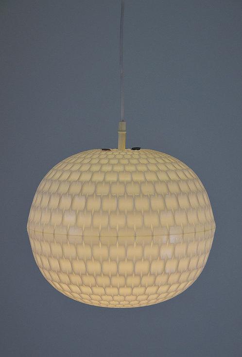Hanglamp ontworpen door Aloys Gangkofner voor ERCO, jaren '60