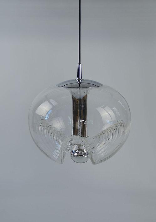 Peill & Putzler 'Futura' plafondlamp, 1974