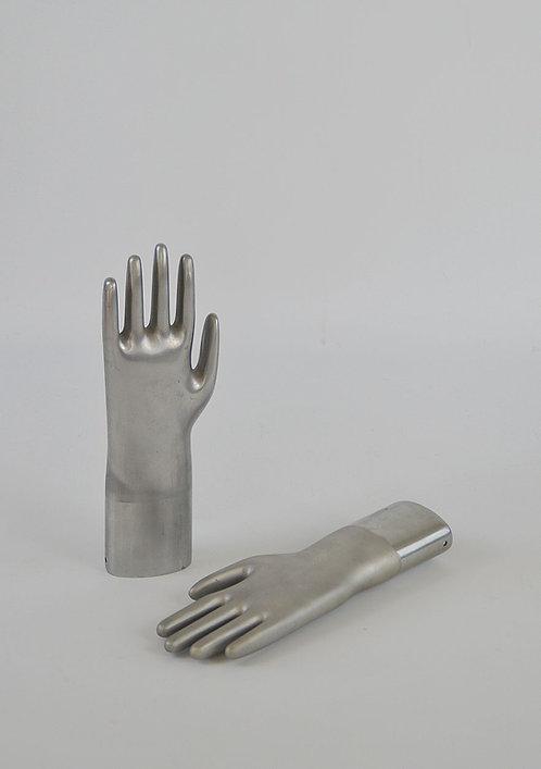 Aluminium mallen voor vervaardigen rubber handschoenen