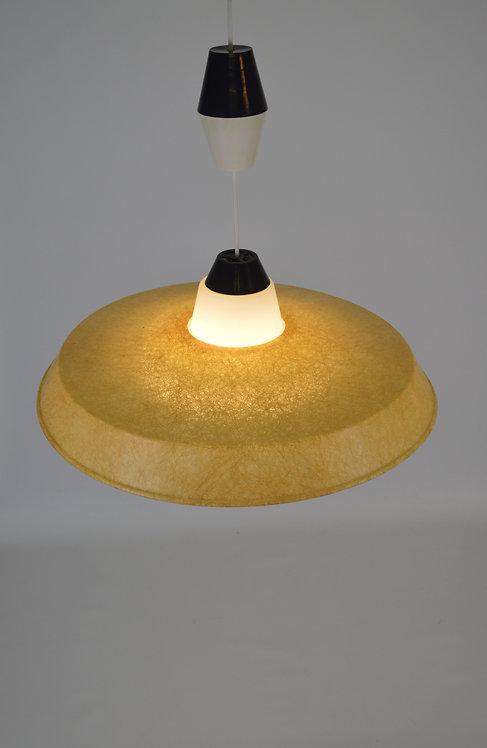 Hanglamp ontworpen door Louis Kalff voor Philips, jaren '50