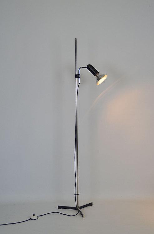Minimalistische vloerlamp van Staff Leuchten, jaren '70