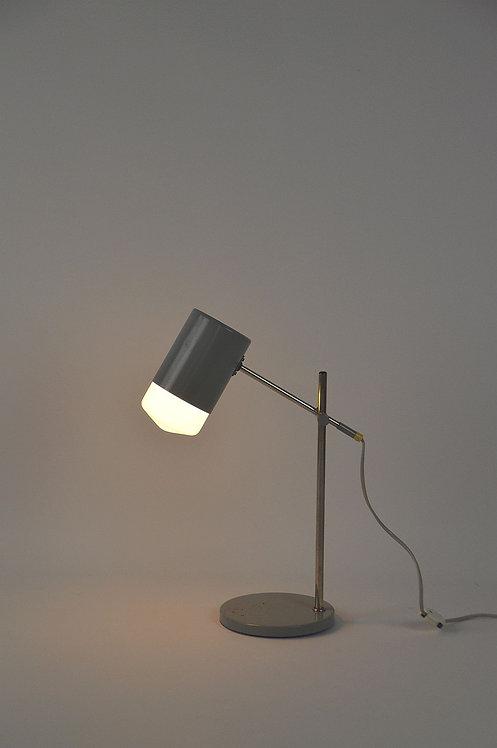 DDR bureaulamp met pendelarm van Seifert & Tilitz KG, jaren '70