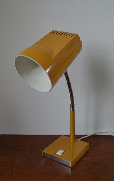 Bureaulamp van het Italiaanse merk Prova, jaren '70