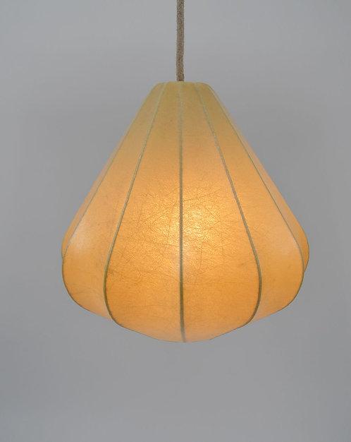 Atomic 'bubble' hanglamp in George Nelson stijl, jaren '60