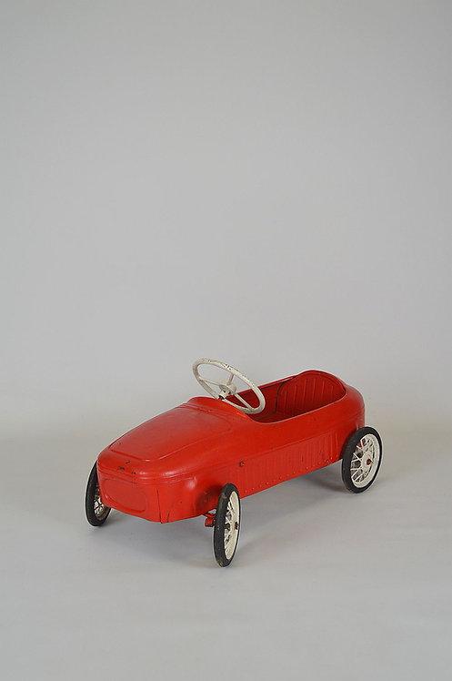 Trapauto Morellet Guerineau Ferrari 'Baby Course', jaren '60