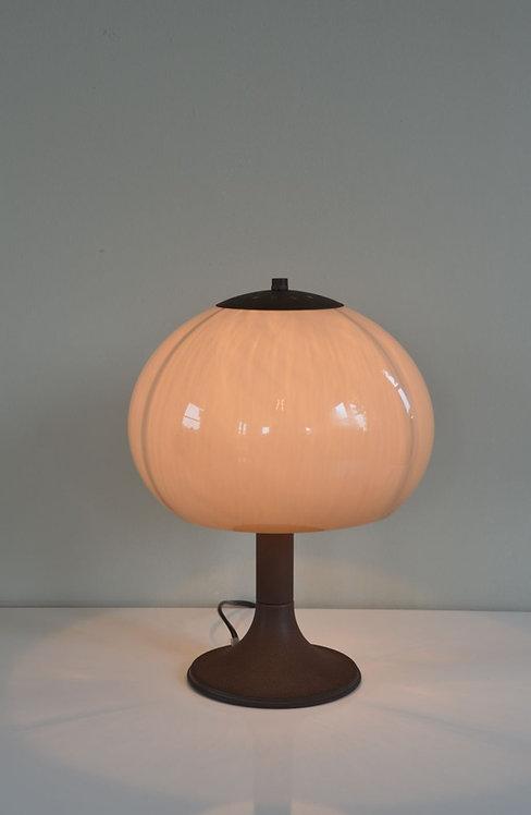 Vintage 'Mushroom' lamp van Dijkstra, jaren '70