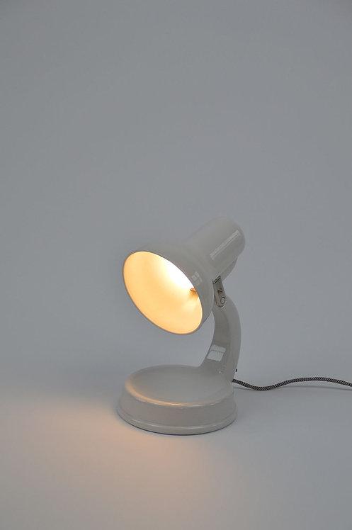 Omega dokterslamp in porselein, jaren '50