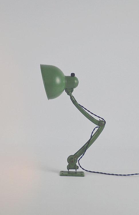 Zeldzame wandlamp nr. 6716 van Kaiser Idell, jaren '30