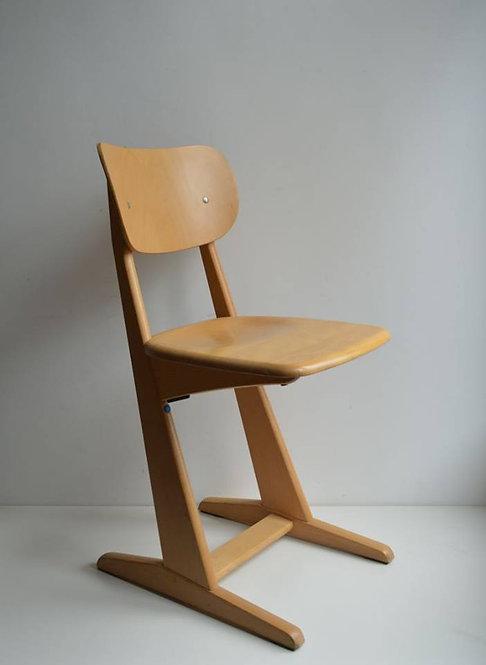 Zeldzaam grote stoel 'Casala', Duitsland jaren '50