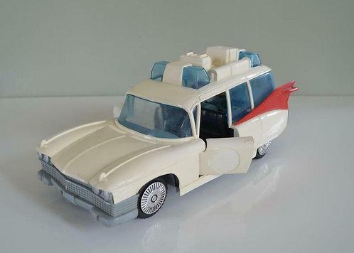 Vintage Ghostbuster wagen, de Ecto-1 uit 1984
