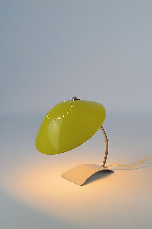 Tafellamp 6840 van Christian Dell voor Kaiser Leuchten, jaren '50