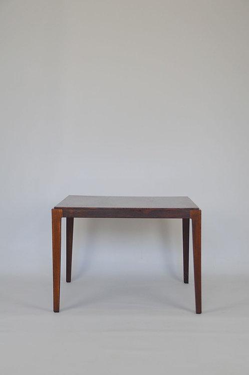 Vintage salontafel in palissander, jaren '60