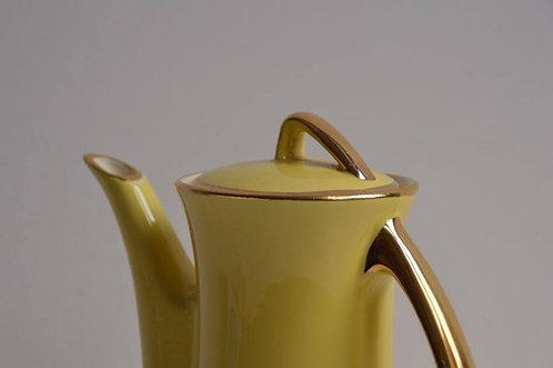 Sierlijke koffiekan in mooie staat, Boch La Louvière