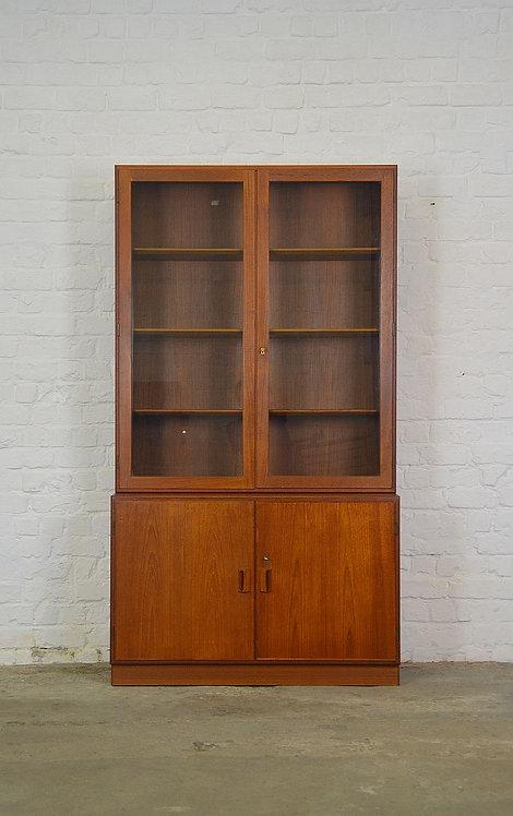 Deense boekenkast ontworpen door Børge Mogensen, jaren '60