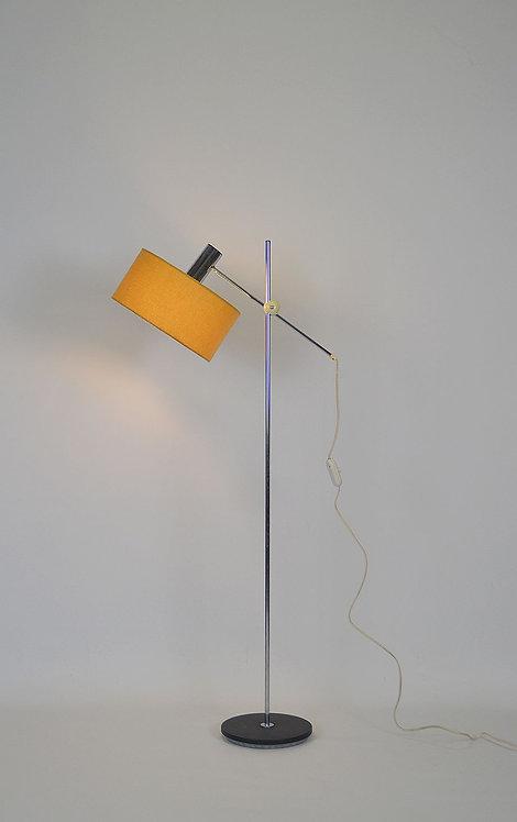 Vintage vloerlamp van Fisher Leuchten, jaren '70