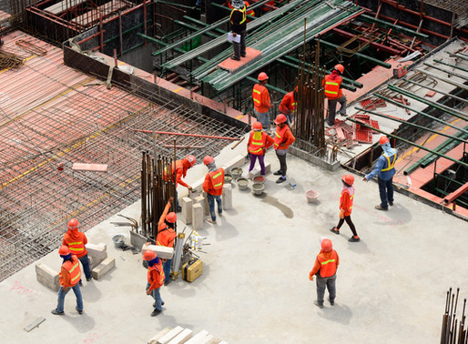 How to implement safe management measures at construction worksite?