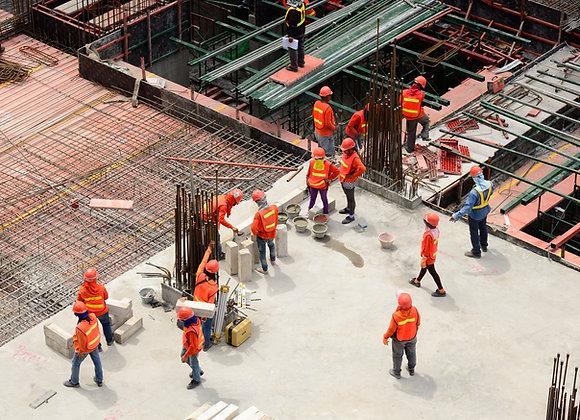 Строительный бизнес | строительство под ключ | финансовая модель бизнес плана