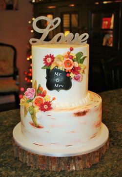 fall love cake