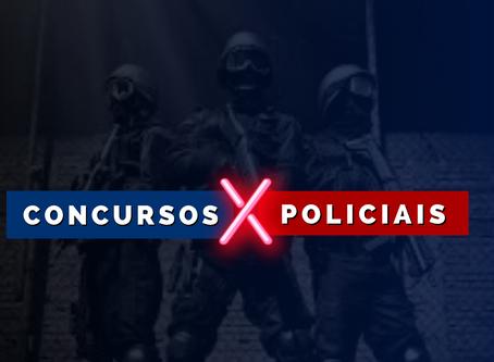 Concursos Policiais 2020