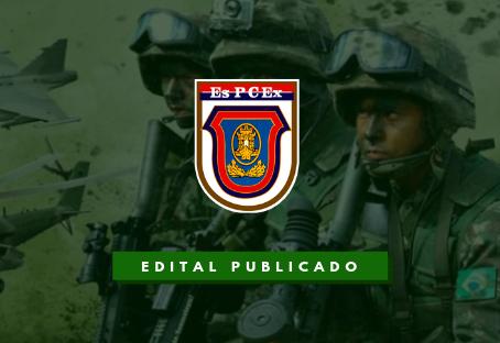 Edital EsPCEx 2019 Publicado