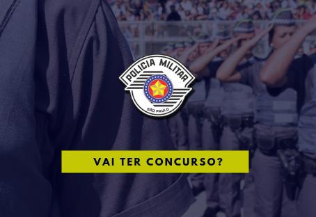 Concurso PM-SP 2019