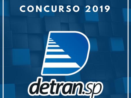 Concurso DETRAN 2019