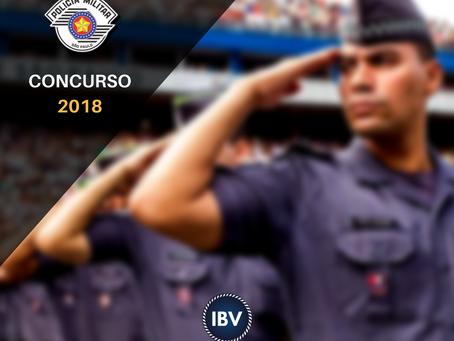Autorizadas 5.400 vagas para concursos da Polícia Militar de SP